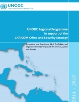 UNODC Regional Programme for the Caribbean