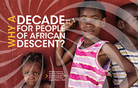 Decade for people of African descent
