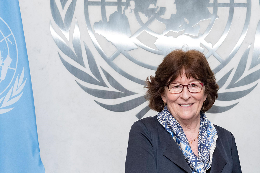 Louise Arbour - UN Special Representative for International Migration