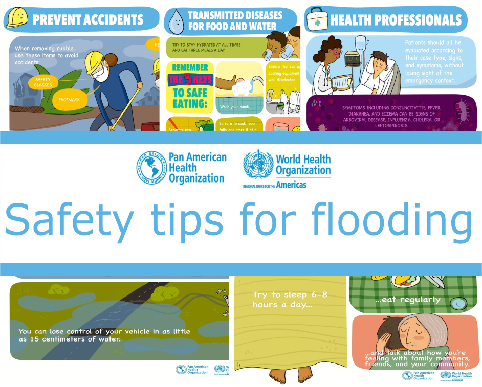 Flooding Tips