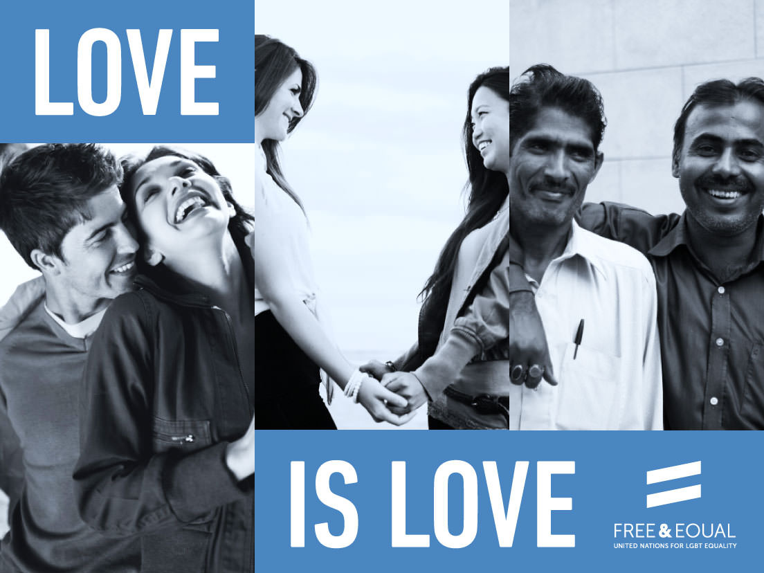 United Nations Free and Equal Campaign in support of LGBTI rights
