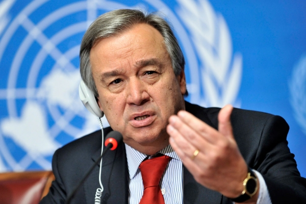 In opinion piece, Secretary-General António Guterres shares new vision for UN
