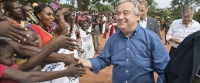Migration should be an act of hope not despair - UN Secretary-General