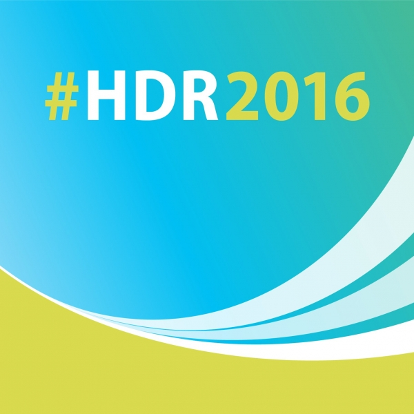 Human Development Report 2016 'Human Development for Everyone' to Launch 21 March 2017