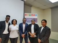 Youth in the Caribbean and Denmark talk about gender based violence