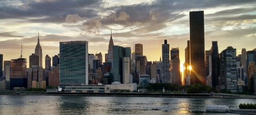 UN forum spotlights cities, where struggle for sustainability 'will be won or lost'