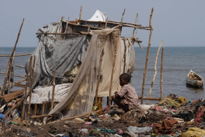 A polluted environment is a deadly one – particularly for young children. Photo: WHO/D. Licona