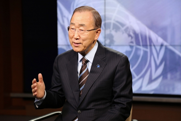 INTERVIEW: Making the 'most impossible job' a possible mission – Secretary-General Ban Ki-moon
