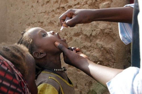 Free from Polio: World Polio Day
