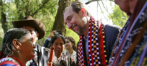 Defending people - An interview with the UN rights cheif - Zeid