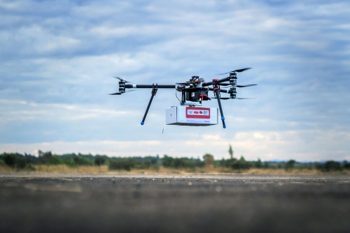 Does drone technology hold a promise for the UN?