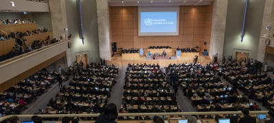 The 71th World Health Assembly. Geneva, May 2018.