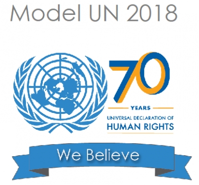 Resources for MUN 2018 Delegates - Human Trafficking