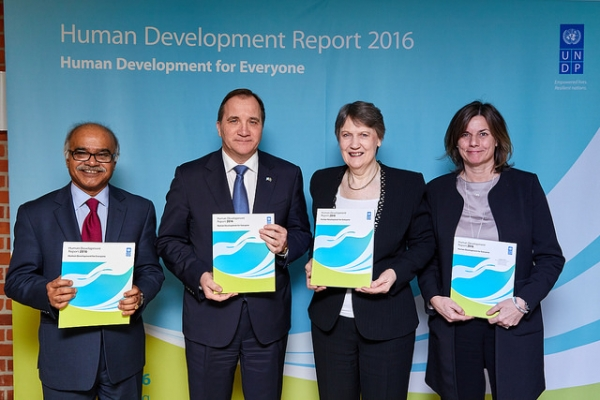 Human Development Report - Extreme poverty and exclusion amidst progress in Latin America and Caribbean