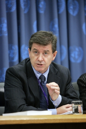 Guy Ryder- ILO Director General