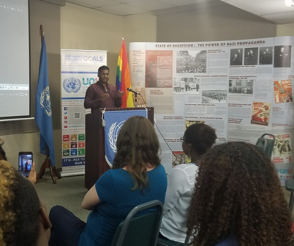 UNIC and partners observe IDAHOT