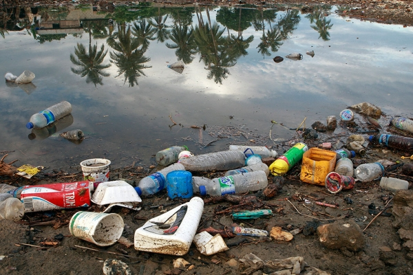 UN mission to keep plastics out of the oceans