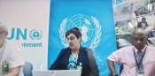 UNIC and UN Environment host online regional round table on air-pollution