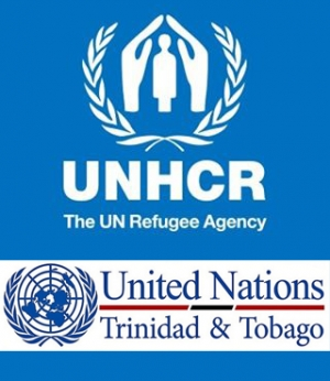 The United Nations working closely with Trinidad and Tobago in addressing refugee challenges in Trinidad and Tobago and the wider Caribbean.