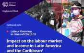 34 million jobs lost in Latin America and the Caribbean due to crisis