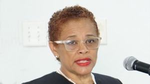 Representative UN Women Multi-Country Office Caribbean, M. Alison McLean.