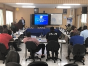 UNLIREC and St Kitts and Nevis improve firearms trafficking investigations in the country