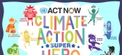 Climate Action Superheroes empower children to protect the planet